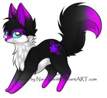 Fox Adoptable ~ 19 [closed] by BiahAdopts