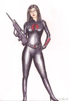 Baroness by LauraInglis
