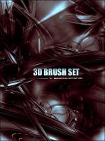 Ownz 3D Brush Set 1 by Project-GimpBC