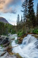 .:Virginia Falls:. by RHCheng