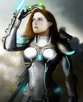 Sarah Kerrigan by xquizit90