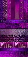 Lilac exclusive textures by DiZa-74