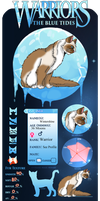 Wintershine ll SkyClan by AriaSnow