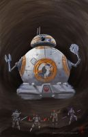 BB8 Technodroid by thedarkcloak