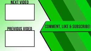 Just an outro design! by DefiantArtz