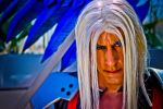 Sephiroth KH2 Cosplay 2nd Rmk - 2 by vega147
