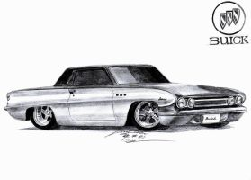 The American Dream, Buick Special by toyonda