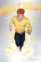 Wally West: Speedster Extraordinaire by croaky
