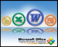 MS Office Rounded Pack by weboso