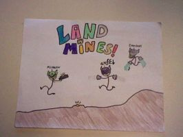 LAND MINES by solidsnivy97