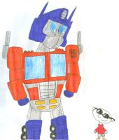 KND Meet Transformers 01 by SithVampireMaster27