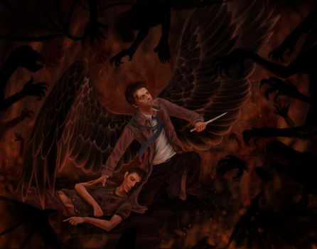 SPN: Raise You Up by le-shae