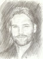 Josh Holloway new sketch by bcstroud
