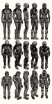 Mass Effect, Female Explorer Armour Heavy by Troodon80