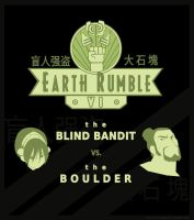 Earth Rumble VI by HenryConradTaylor