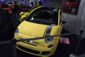 Madness auto works fiat 500 by nuttbag93