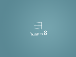 Windows 8 Concept New Logo Wallpaper #2 by danielskrzypon