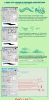 Intro to PS brush settings by Suguro