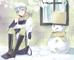 [SS 2014] Konoha and Snowman by Newjessy