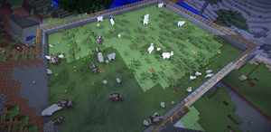 Mob Farm by Imm0rt41