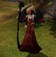 Death - Sims Medieval by DeathNote1qa