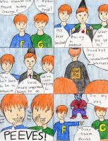 A Very Weasley April Fools Day by Potter-Tastic