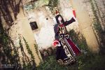 Queen of Hearts Cosplay - Alice Madness Returns II by aryane-moon