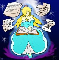 Rosalina The Pagemaster by Xero-J