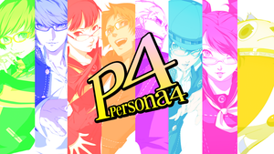 Persona 4 Wallpaper by WilliamBate