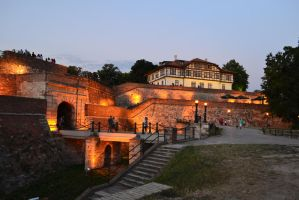 The Kalemegdan fortress by TheNimster