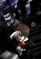 Death Note by DeEtta