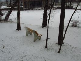 No Body To Sit With by Dozerson
