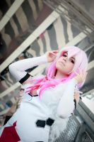 Guilty Crown : Inori by MAXWELLHeart
