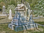 Weeping Angel Two by Sherrys-Camera