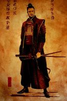 Samurai by lubliner