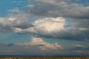 Big Sky TX Afternoon by surlana