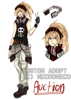 Adopt 27 [CLOSED] by NecroNeco