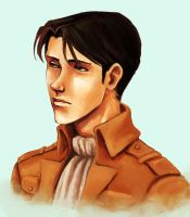 Captain Levi by Jazzie560