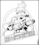 Holtzmann Ghostbusters by NathanKroll