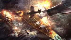 Battle of Okinawa by Togman-Studio