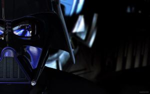 Darth Vader's crying by nemecsekerno