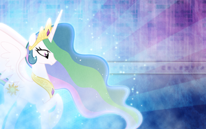 Celestia | Request by Vexx3