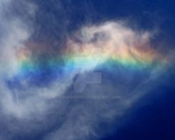 Rainbow in the Clouds by Shador5529