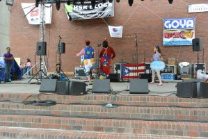 Puerto Rican/Latin Festival, The Funny Side 7 by Miss-Tbones
