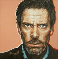 Dr. House by GUGeiger