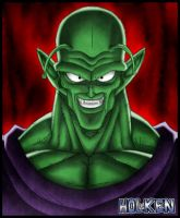 Piccolo Daimao by DBZwarrior