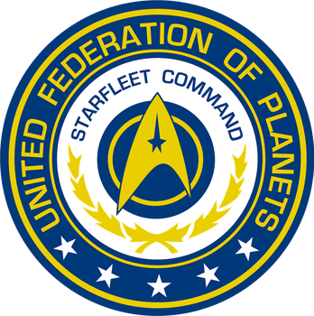 Starfleet Command Seal 2270-2290 by viperaviator