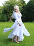 elvish dress stock13 by Liancary-art