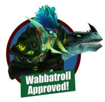 Wabbatroll Approved by TGWabba