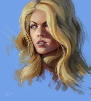 facestudy 2012 no1 by RogierB
